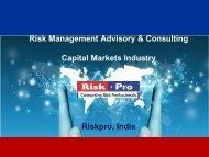 Riskpro Capital Markets industry.pdf