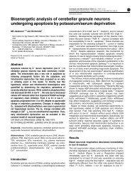 Jekabsons, M.B. and D.G. Nicholls. Bioenergetic analysis of ...