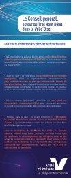 06/12/2011 - le schéma directeur numérique - Val d'Oise