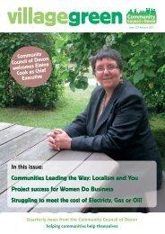 Autumn 2011.pdf - Community Council of Devon