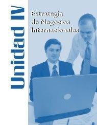 Estrategia de Negocios Internacionales Estrategia de Negocios ...