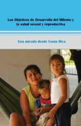 Una mirada desde Costa Rica Los Objetivos de Desarrollo del ...