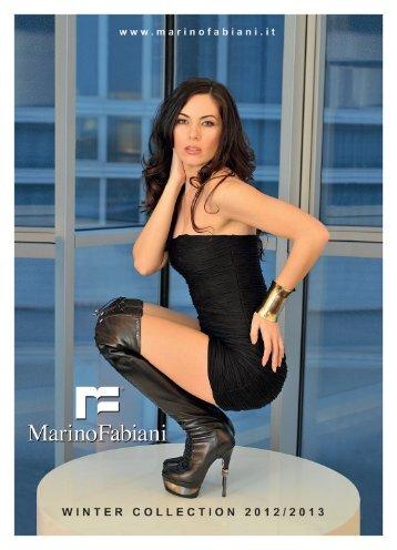 Catalog Marino Fabiani Winter Collection 2012-2013