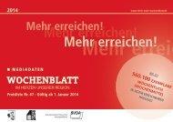 Preisliste 2014 zum Download - Rhein Main Wochenblatt