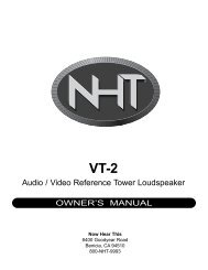 Vt-2 - NHT