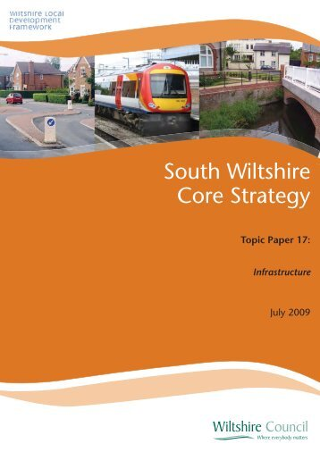 Topic Paper Number 17 - Wiltshire Council