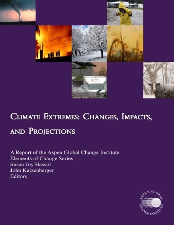 Climate Extremes: Changes, Impacts, and Projections
