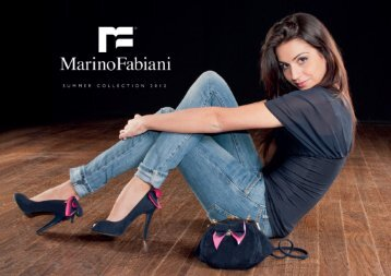 MARINO FABIANI SUMMER COLLECTION 2012