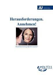 Herausforderungen. Annehmen! - Junge Union Deutschlands