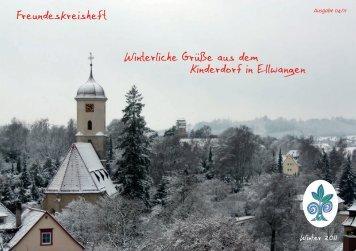 Heft 04-11.qxd - und Jugenddorf Marienpflege Ellwangen