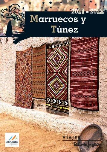 Marruecos y Túnez - Viajes El Corte Inglés