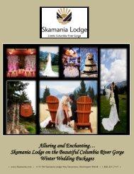 Alluring And Enchanting… - Skamania Lodge