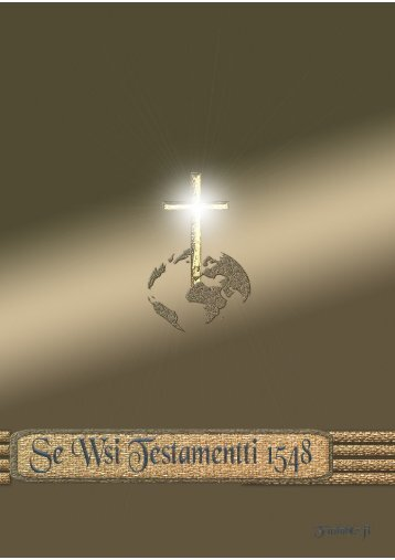 bible/pdfhaku/1548_Uusi_Testamentti_pys… - Jesus är Herren!