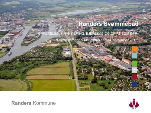 Randers Svømmebad som OPP