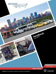 AC Handbook - Calgary Transit