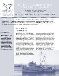 356KB - National Marine Sanctuaries - NOAA