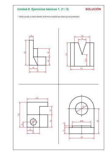 Unidad 8. Ejercicios básicos 1. (1 / 3) SOLUCIÓN - aulAragon