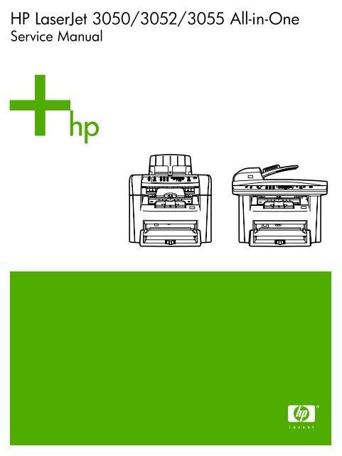 hp laserjet 4200n service manual