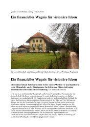 110226 ALLMENDHOF Bild SZ - Rudolf Steiner Schule