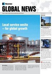 Roxtec Global News #2-2010 (PDF)
