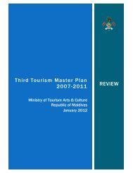Third Tourism Master Plan 2007-2011 REVIEW - Ministry of Tourism ...