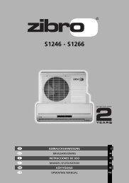 S1246 - S1266 - Zibro
