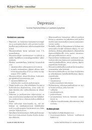 Depressio - Duodecim