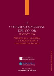 IX CONGRESO NACIONAL DEL COLOR