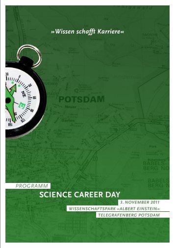 SCIENCE CAREER DAY - Geo.X