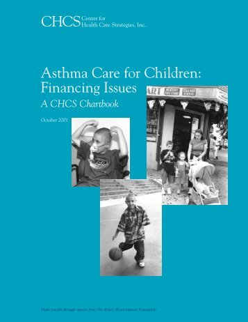 Asthma Chartbook - Center for Health Care Strategies