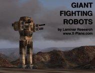 Giant Fighting Robots Operation - X-Plane.com