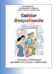 Cuidar Respeitando - Secretaria de Desenvolvimento Social