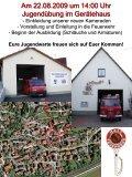 Komm zur Feuerwehr Hohenstadt Wir suchen Dich. mach mit! - Seite 5