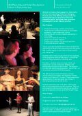 Playwriting and Script Development Course Postcard (PDF) - Page 2