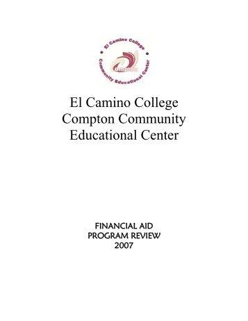 Financial Aid - El Camino College Compton Center