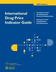 International Drug Price Indicator Guide - Free