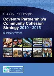 SUMMARY VERSION - SN - Coventry Partnership