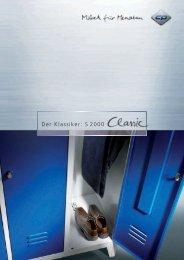Prospekt S 2000 Classic