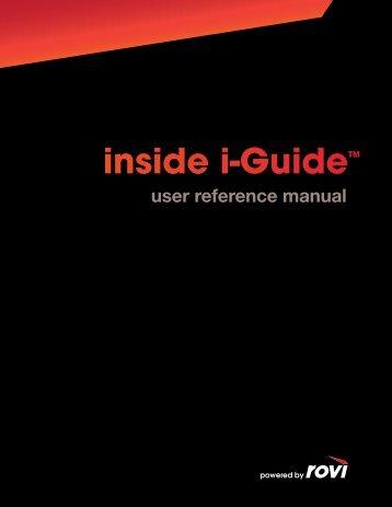 inside i-Guide