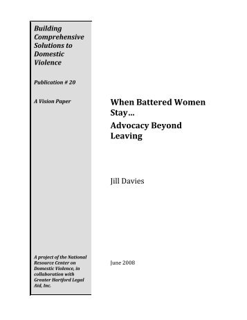 Battered Women's Syndrome: Origins, Theory, Post Traumatic Stress Disorder