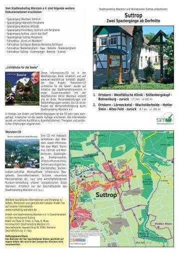 Suttrop - Stadtmarketing Warstein