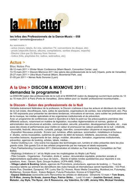 GRATUITEMENT FEVER RFM TÉLÉCHARGER NIGHT 2011