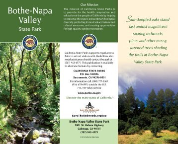 Bothe-Napa Valley - California State Parks