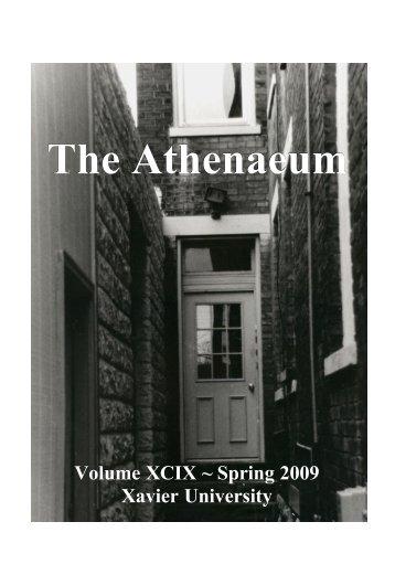 Spring 2009 - Xavier University
