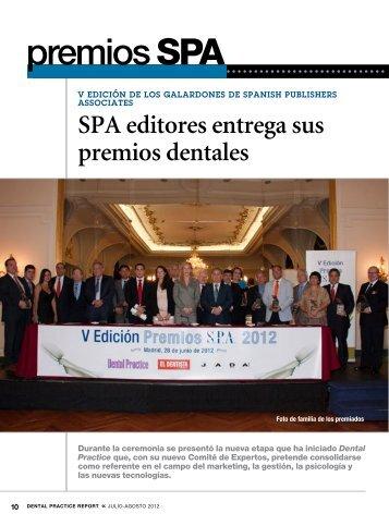 premios SPA