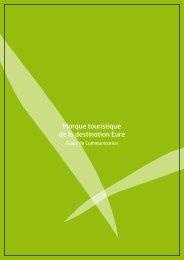 Marque touristique de la destination Eure - Eure Tourisme