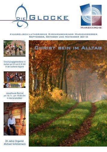 Die_Glocke_August_2012 - Kirchengemeinde Mariendrebber