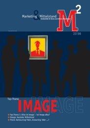 Ist Image alles? - Marketing und Mittelstand