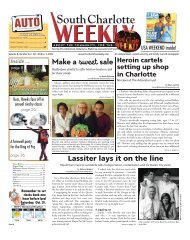 Make a sweetsale - Carolina Weekly Newspapers