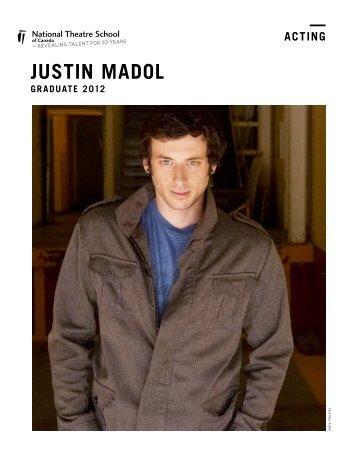 JUSTIN MADOL